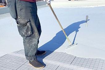 ウレタン防水は複雑な形状でも施工可能