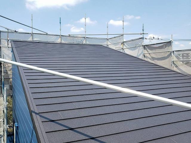水戸市の屋根のアフター