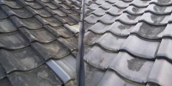 小美玉市で雨漏り工事完了画像