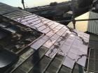 腰葺き屋根銅板葺き替え工事