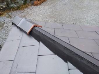 瓦屋根固定強化は棟瓦にビス止め必須