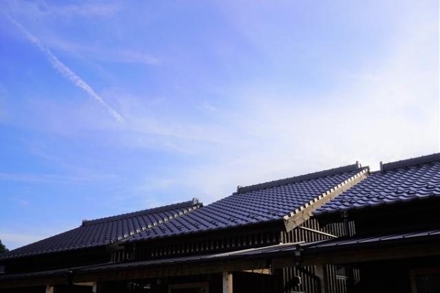 緊結方法の改正案により景観が変わるかもしれない瓦屋根