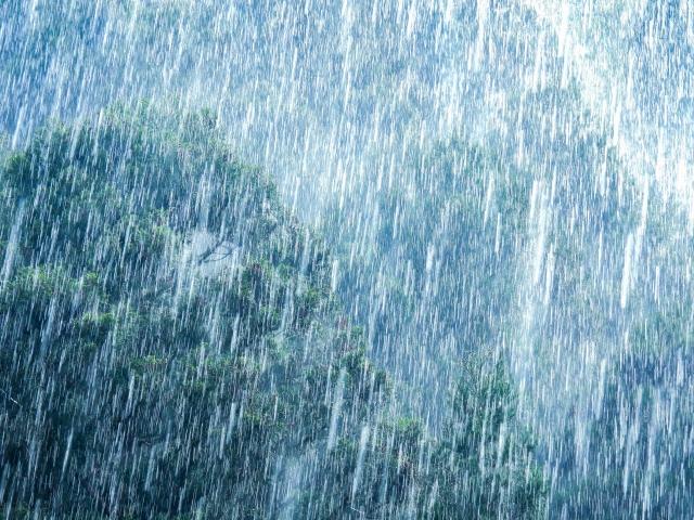 豪雨のイメージ画像