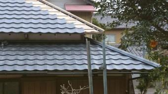 隅棟の葺き替えの方法