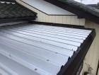 折板屋根葺き替え