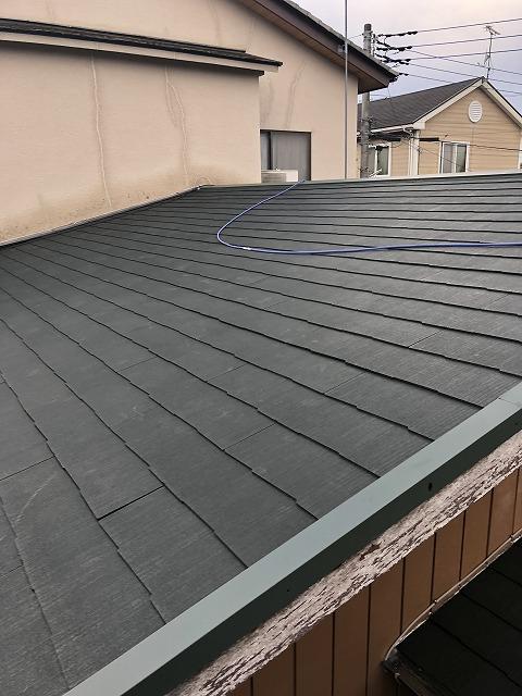 スレート屋根5