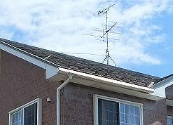 お客様が普段目にする屋根材の光景