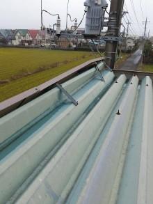 折板屋根6