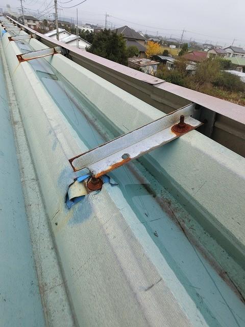 折板屋根9