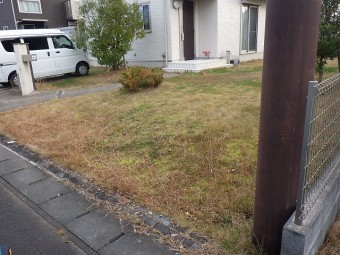 土間コンクリート工事調査画像