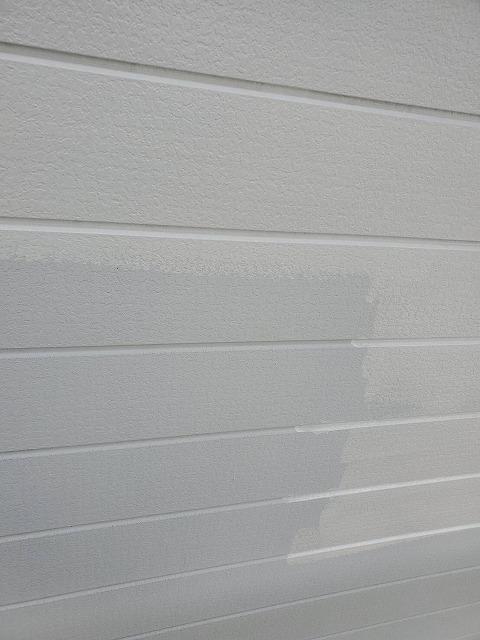 下塗り塗装工程アップ画像