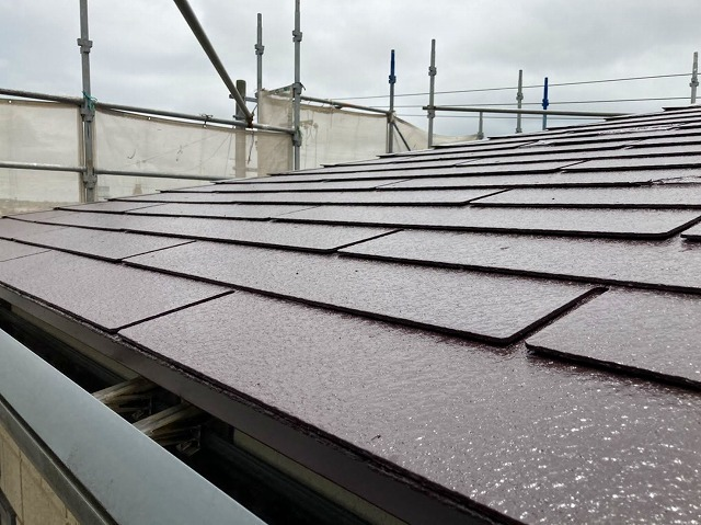 屋根リフォーム屋根塗装工事