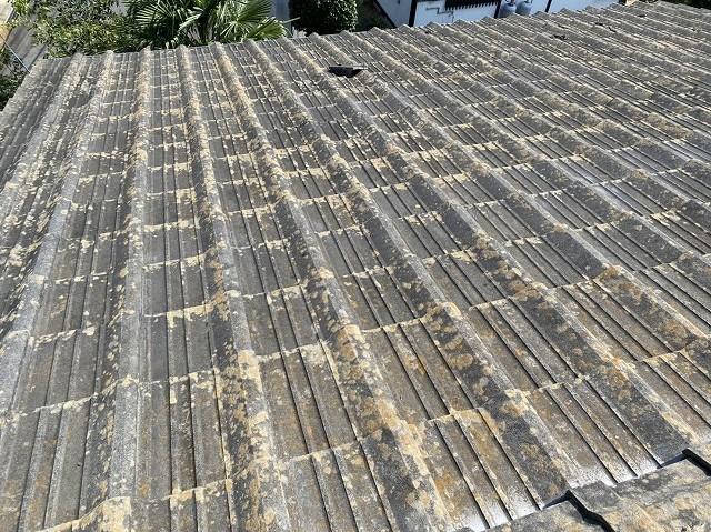 廃盤屋根材の一つに数えられるセメント瓦