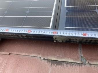 太陽光パネルやメジャーで計測