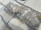 水戸市のスレート屋根は全体にに水が浸透して中からダメージを受けている
