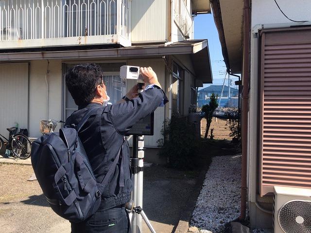 ロボカメラ設置
