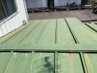 劣化した瓦棒葺き屋根